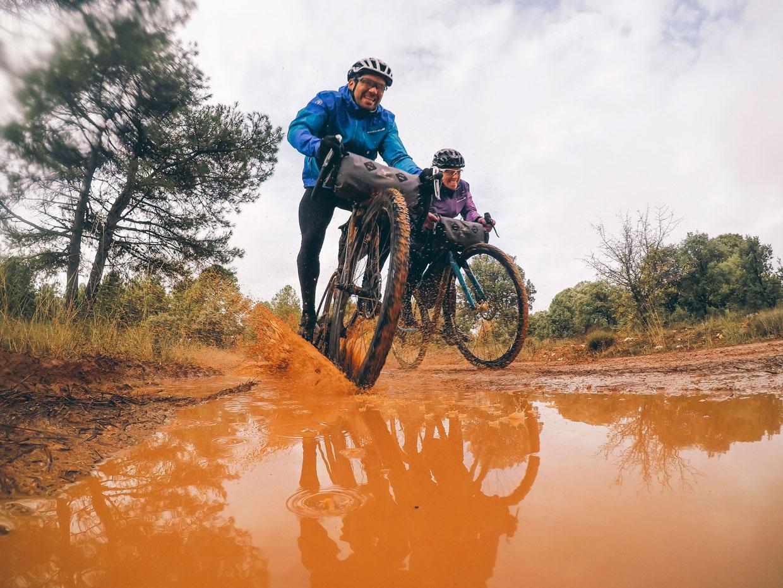 Bikepacking en La Alcarria