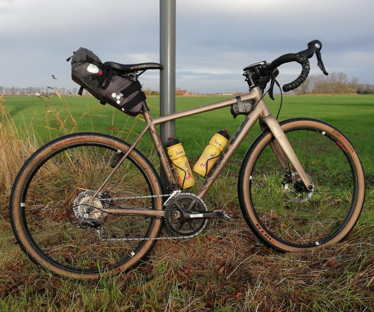 Mis primeros pasos con el Bikepacking