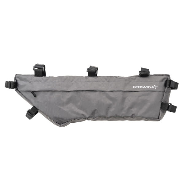 BIKEPACKING MEDIUM FRAME BAG - fork bags Geosmina components