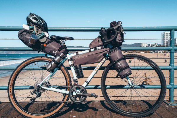 De la mochila al Bikepacking